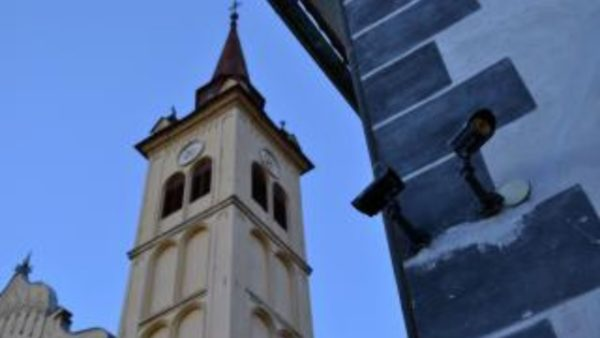 Security Camera And Monitoring System for Churches