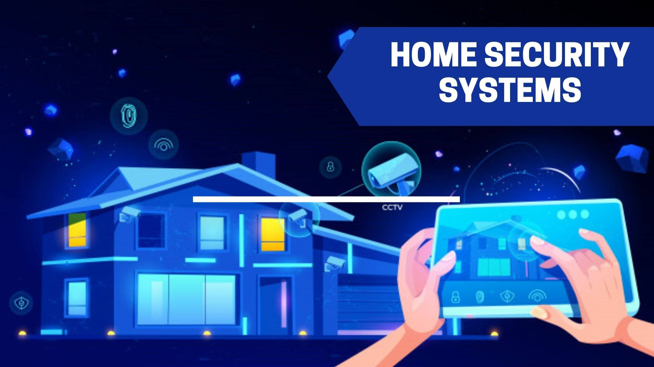 Major Types Of Security Alarm Systems