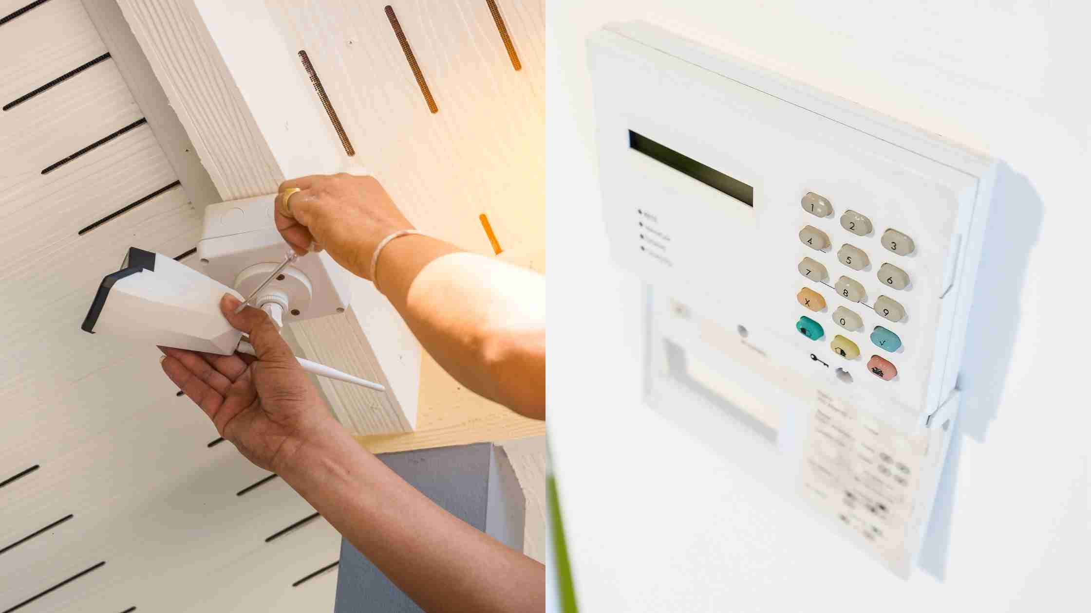 You are currently viewing Difference Between Wireless And Cellular Home Security Systems